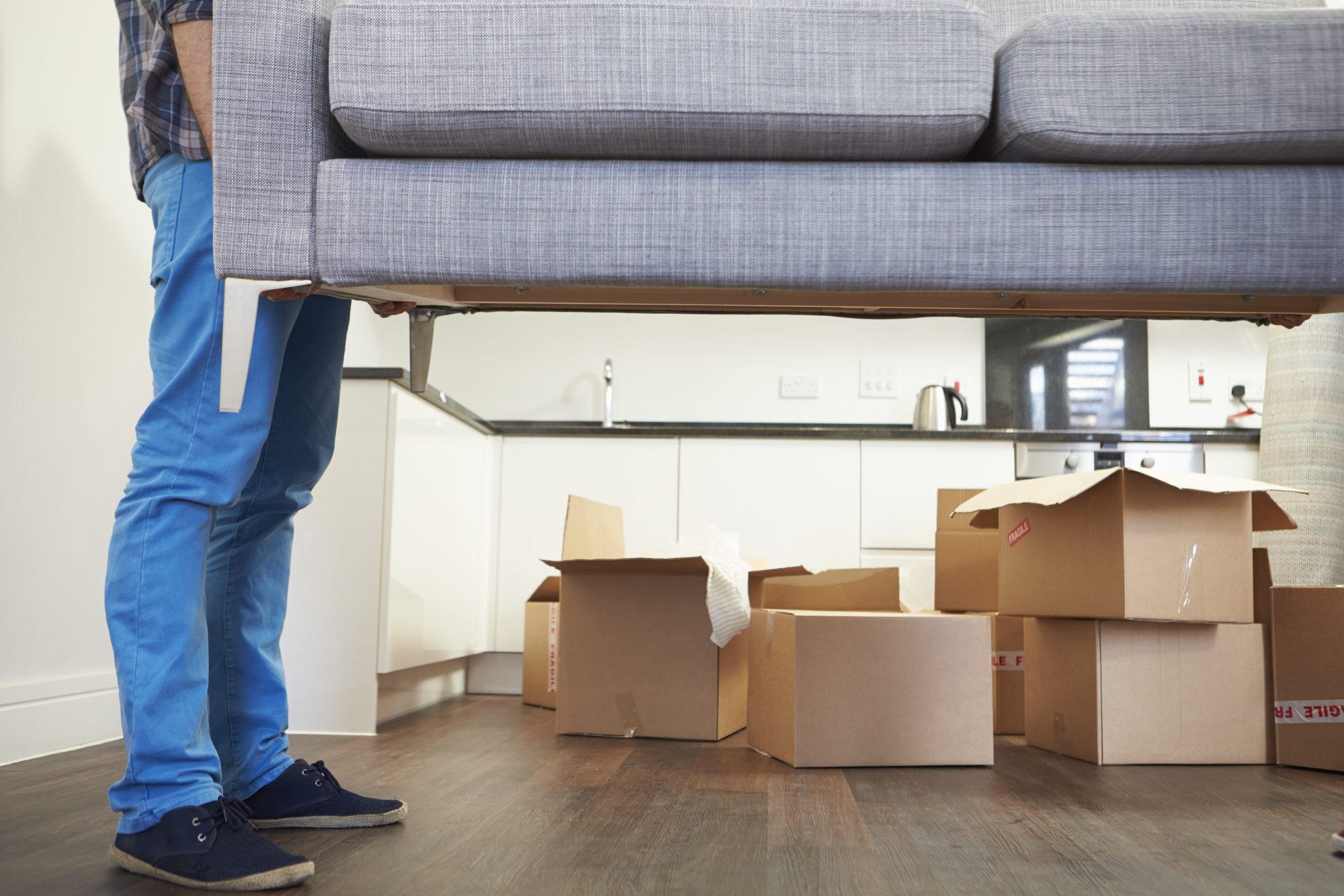 What additional costs should you look out for when moving home?